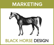 Black Horse Design Marketing (Shropshire Horse)
