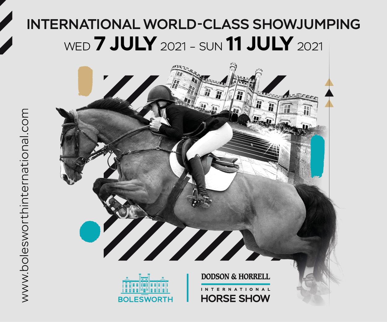 Bolesworth 2021 (Shropshire Horse)