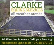 Clarke Equine Services  2018 (Shropshire Horse)