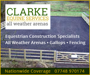 Clarke Equine Services 2019 (Shropshire Horse)