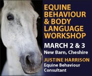 Justine Harrison Workshop March 2019 (Shropshire Horse)