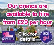 Kelsall Hill Arenas (Shropshire Horse)