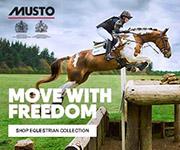Musto 3 (Shropshire Horse)